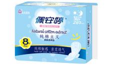 纯棉主义亲肤棉柔夜用卫生巾PM02072