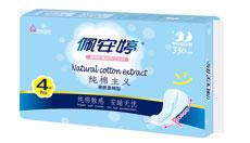 纯棉主义亲肤棉柔特长夜用卫生巾PM02074