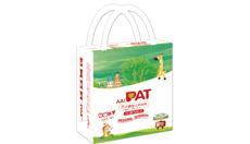 新版PAT大环腰婴儿纸尿裤大码20片JA06006