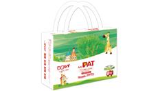 新版PAT大环腰婴儿纸尿裤小码28片JA06008